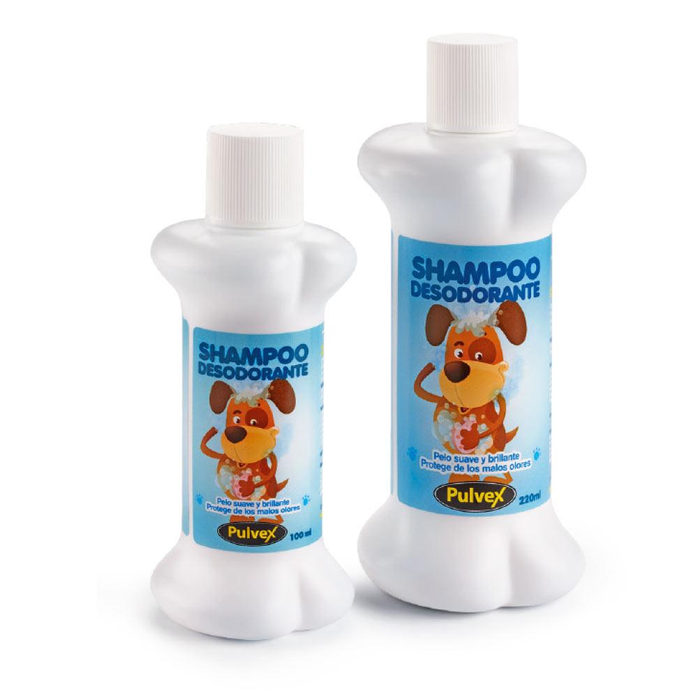 Shampo--Pulvex-desodorante